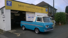 Car servicing Hawkinge, Folkestone